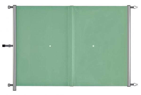 Seegrüne MultiSafe Rollschutzabdeckung Preis pro m²