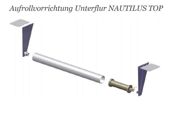 Aufrollvorrichtung Unterflur NAUTILUS TOP