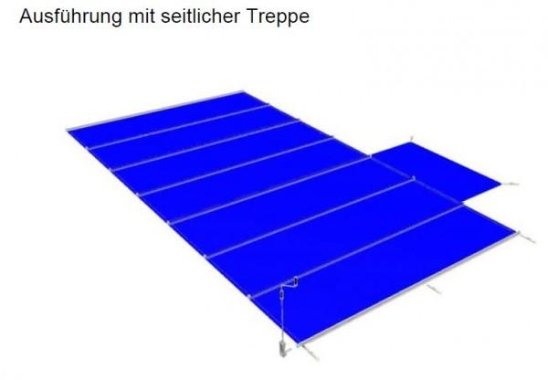 Seitliche Treppenabdeckung-Savecover