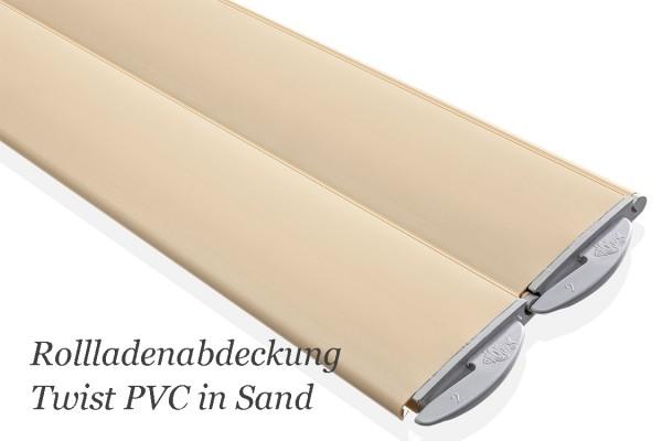 Rollladen Thermomatic Twist in PVC von BAC