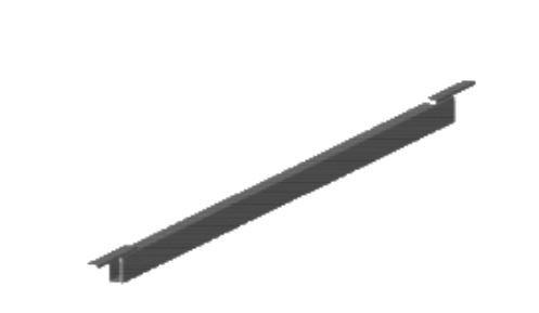 Treppenüberbrückungsprofil