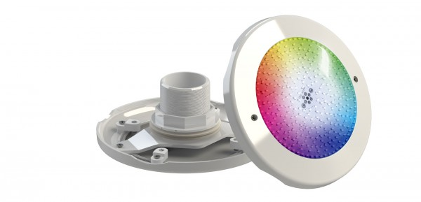 RGB LED Set inkl. Bodendosen und Trafo