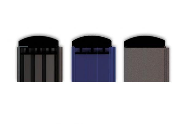 Walu Roll: Polycarbonat Solar-Lamellen