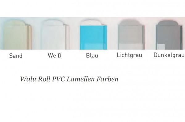 Walu Roll PVC Rolladenabdeckung für Pools - Schwimmbäder