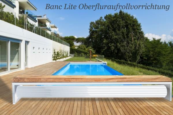 banc lite sitzbank mit integriertem aufrollsystem f r. Black Bedroom Furniture Sets. Home Design Ideas