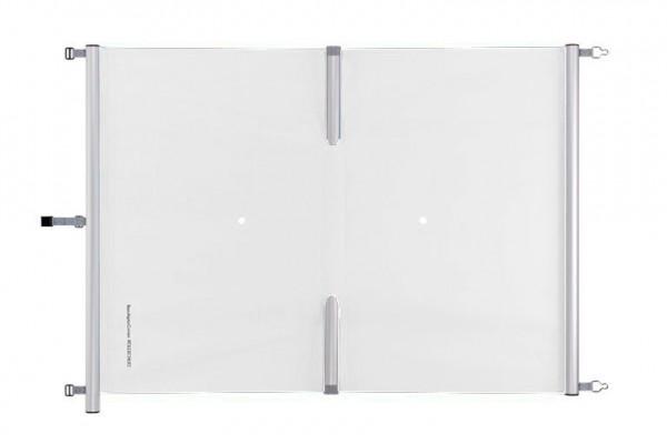 #NovaSafe Rollschutzabdeckung in Weiß