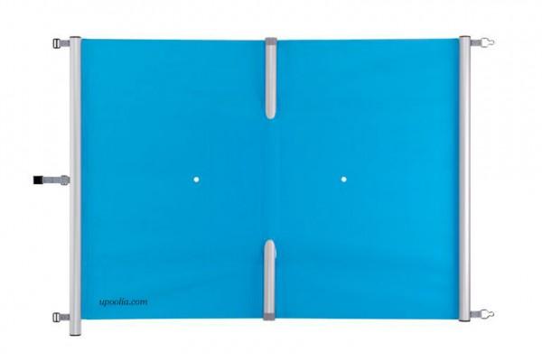 Hellblaue Saveguard Poolabdeckung Preis pro m²