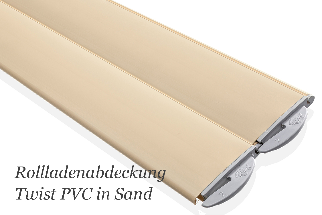 Rollladenabdeckung thermomatic twist in pvc von bac for Schwimmfolie pool