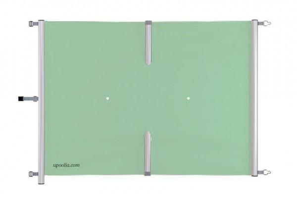 Grüne Saveguard Pool-Winterabdeckung Preis pro m²