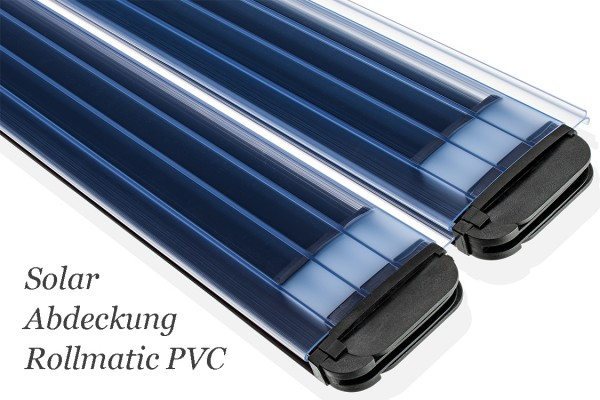 Rollladen Rollmatic in PVC von Bieri Typ Solar