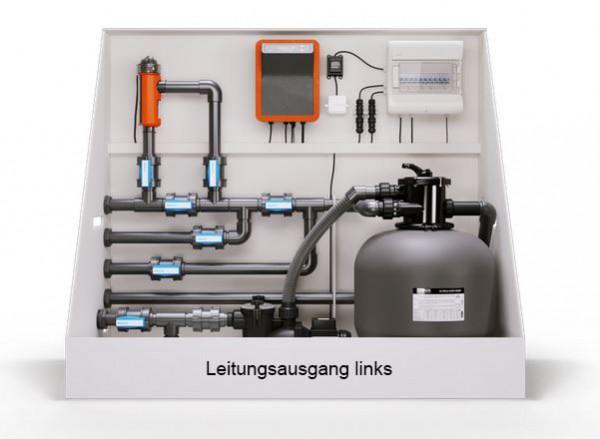 Technikwand Basic Plus von Albixon